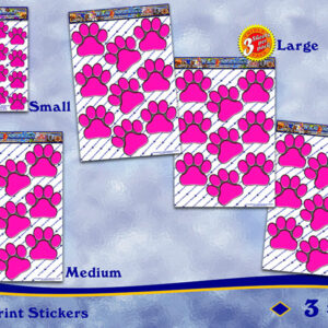 ST002PK-134-main-paw-prints-pink-JAS-Stickers-JAS