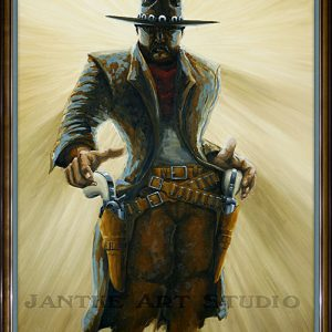 gunslinger-main-roland-dark-tower-quick-draw-oil-on-canvas-peter-jantke-art-studio