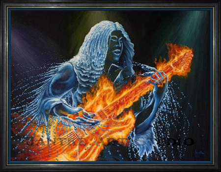 elemental-leadbreak-main-fantasy-art-fire-water-together-guitar-oil-on-canvas-peter-jantke-art-studio