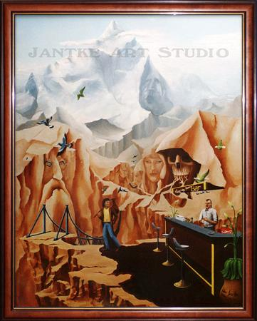 journey-main-fantasy-art-lifes-journey-faces-in-mountains-oil-on-canvas-early-peter-jantke-art-studio
