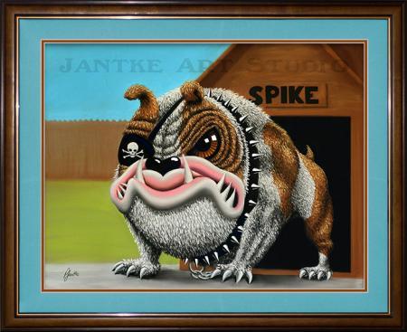 bulldog-main-kids-art-wrinkled-muscular-british-bulldog-pastel-painting-peter-jantke-art-studio