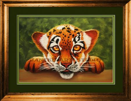 tiger-cub-main-kids-childrens-art-baby-pastel-painting-peter-jantke-art-studio