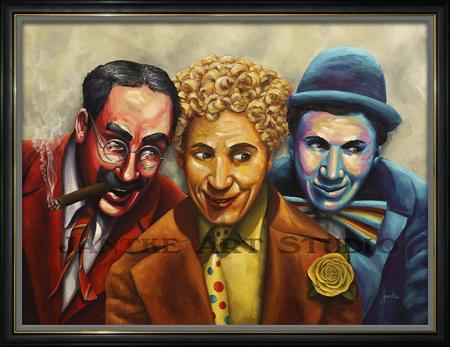 top-marx-main-groucho-harpo-chico-marx-brothers-vaudeville-hollywood-colour-form-oil-on-canvas-peter-jantke-art-studio