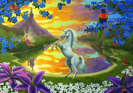 PRC030-main-jas-kids-art-jassy's-unicorn-fantasy-fairy-castle-jantke-art-printPRC030-main-jas-kids-art-jassy's-unicorn-fantasy-fairy-castle-jantke-art-print