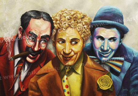 PRC038-main-jas-top-marx-brothers-hollywood-vaudville-comedians-jantke-art-print
