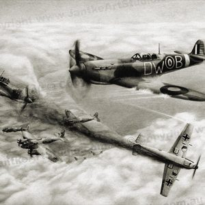 PRC001-main-jas-15-seconds-spitfire-battle-of-britain-jantke-art-studio-print